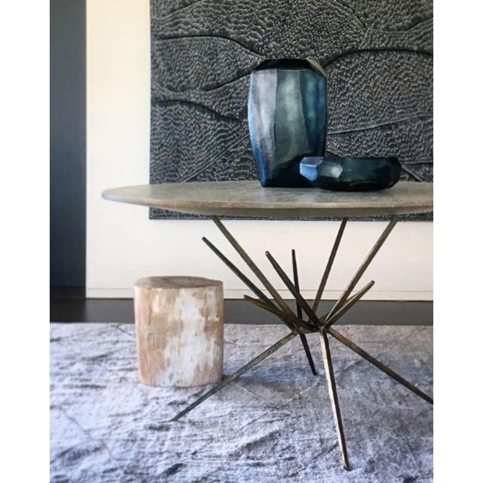 Guaxs Bowl Cubistic | Ocean Blue / Indigo