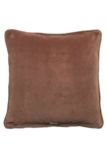 Cushion '' Velvet '' Caramel 50 x 50 cm