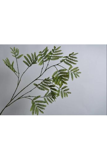 Silk-ka Leaf branch green 143 cm