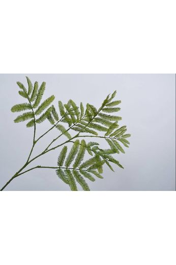 Silk-ka Leaf branch green 104 cm