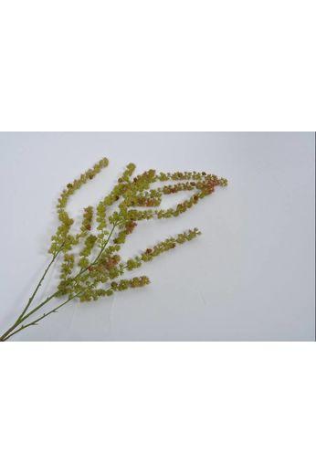 Silk-ka Branche de pin vert 155 cm