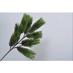 Silk-ka Vegetable roof pine green 81 cm