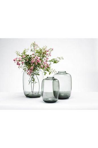 Vase à boule Smokegrey L