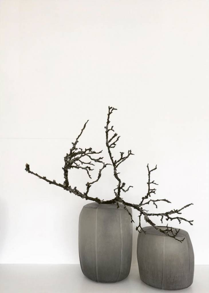 Vase Quot Tamatav Tall Smokegrey