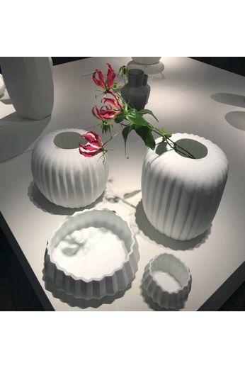 Guaxs Vase '' Manakara Round '' Opal