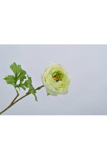 Silk-ka Tige de renoncule verte 58 cm