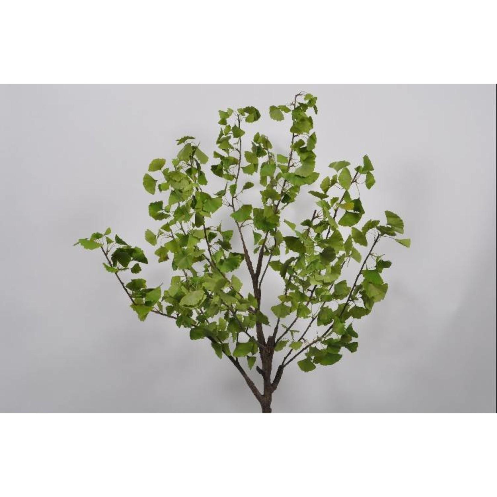 Silk-ka Plante en pot vert 201 cm
