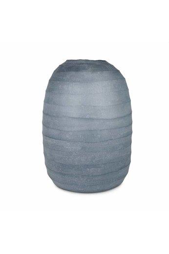 Guaxs Vase Belly Enorm | Indigo