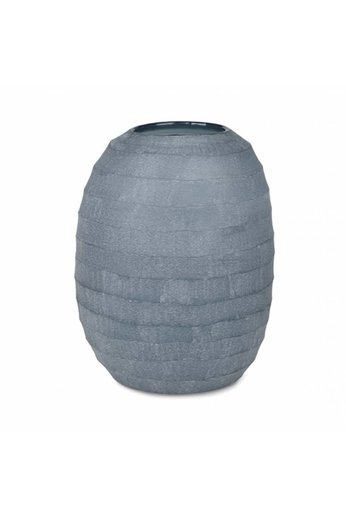 Guaxs Vase '' Belly XL '' Indigo