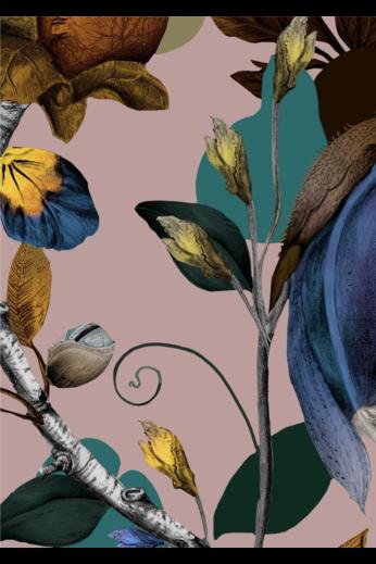 Kit Miles Biophillie | Jade / Rose