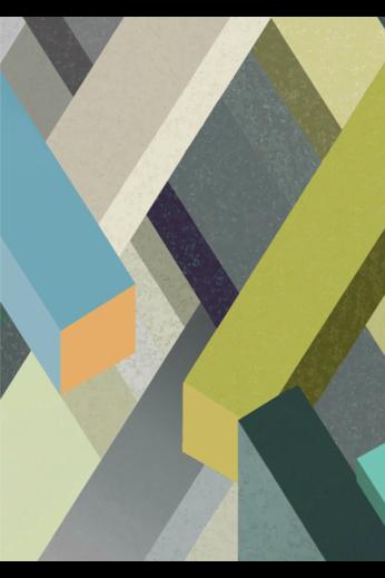 Kit Miles Kubrick | Lagon Bleu / Vert