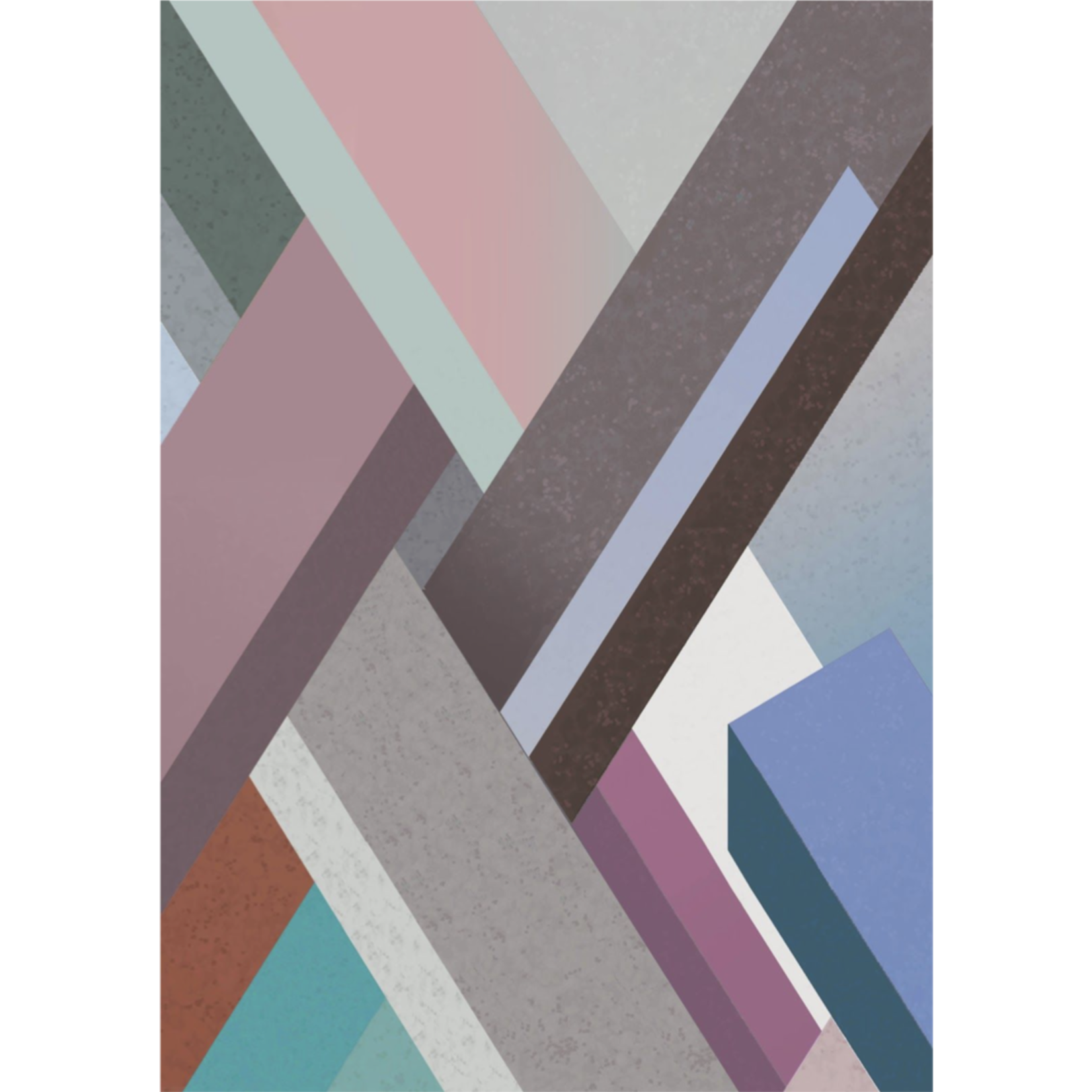 Kit Miles Kubrick | Lagon Bleu / Rose