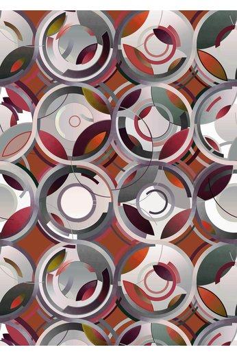 Kit Miles Cylinders | Burgundy / Burned Orange