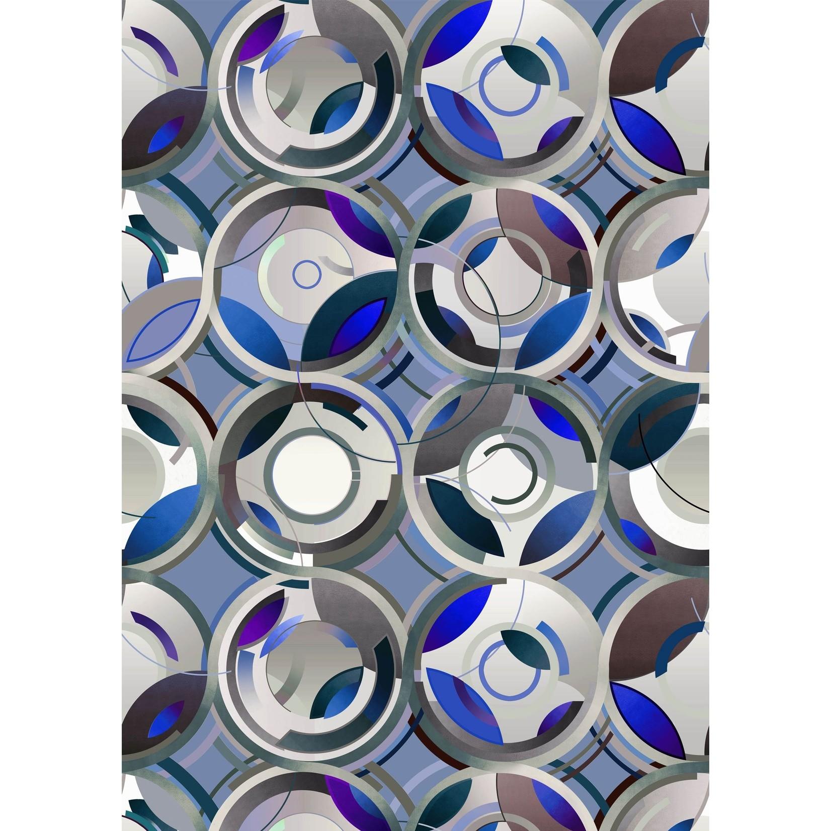 Kit Miles Cylinders | Majorelle Blue
