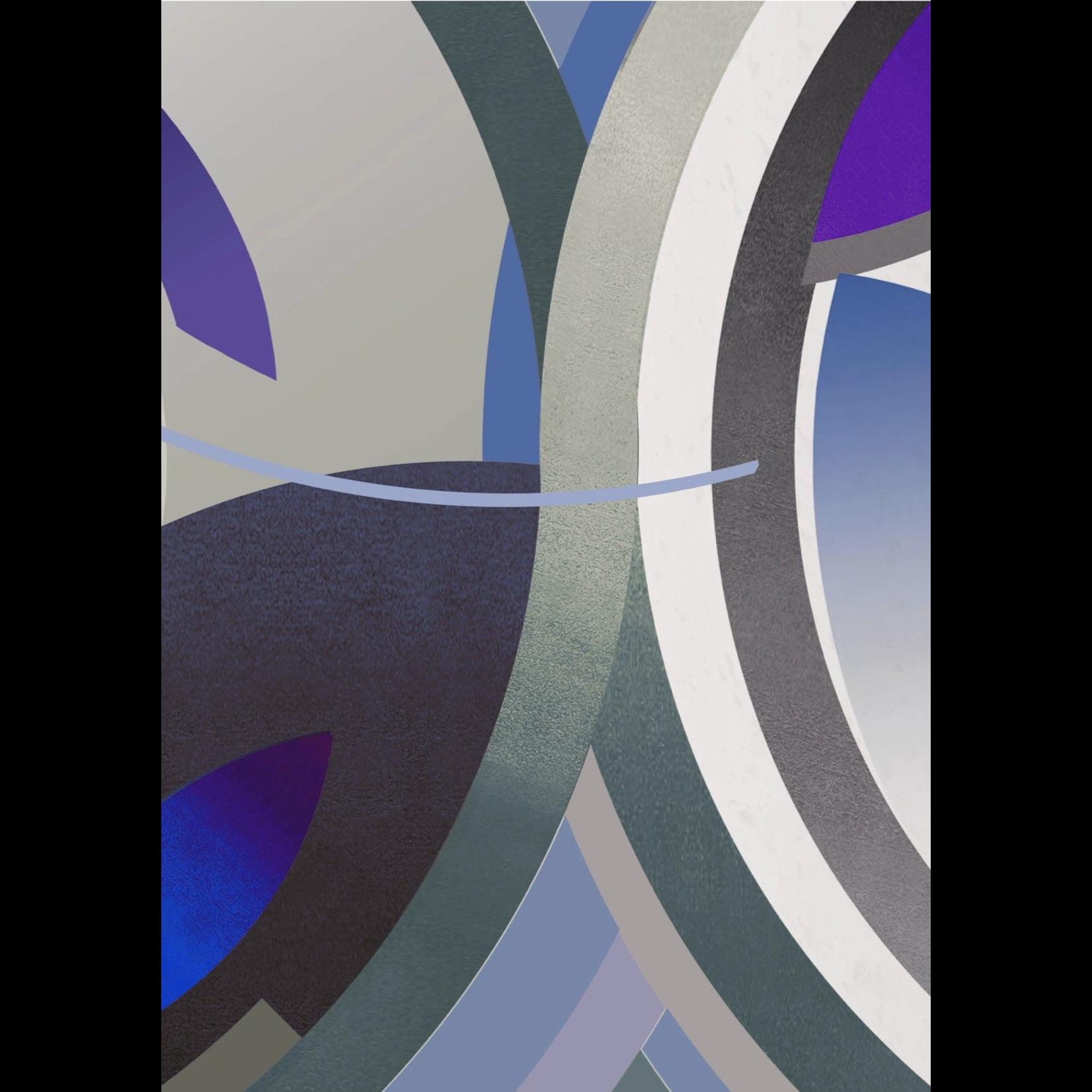 Kit Miles Les cylindres | Majorelle Blue
