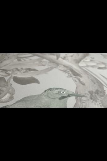 Kit Miles Ecclesiastical Botanica | Stone / Duck egg Blue