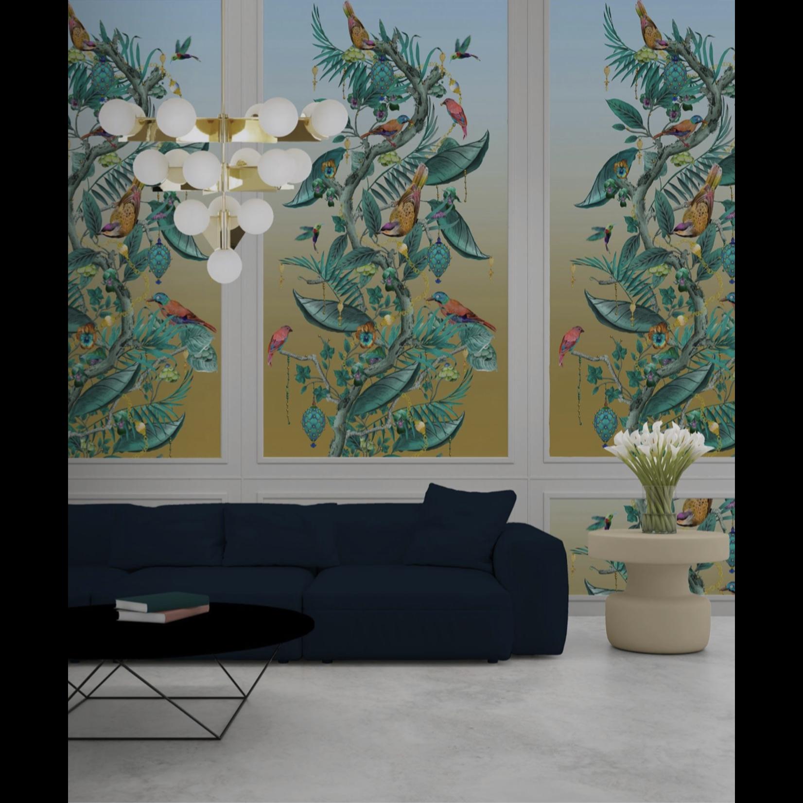 Kit Miles Botanica ecclésiastique   Bleu sarcelle / ciel