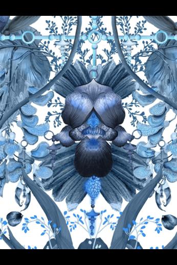 Kit Miles Ultraviolet Garden | Atomic Blue
