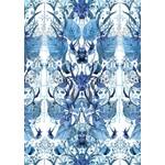 Kit Miles Jardin ultraviolet   Atomic Blue
