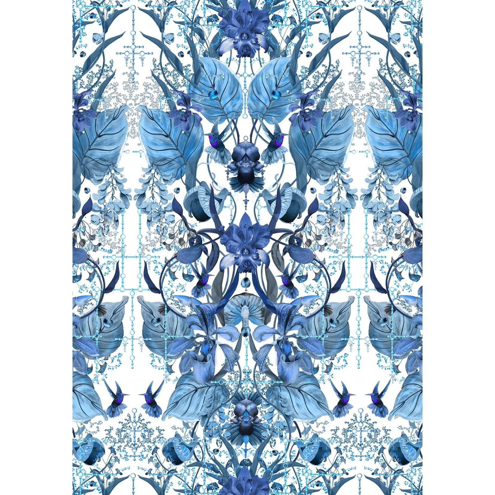 Kit Miles Jardin ultraviolet | Atomic Blue