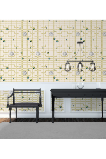 Kit Miles Quinn Orchid | Stone / Gold