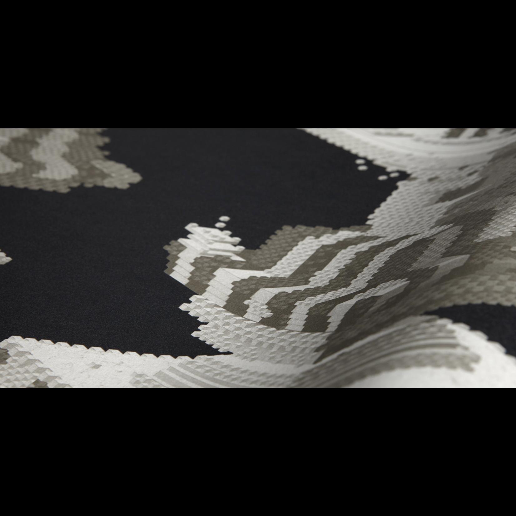 Kit Miles Black Lodge | Charbon de bois