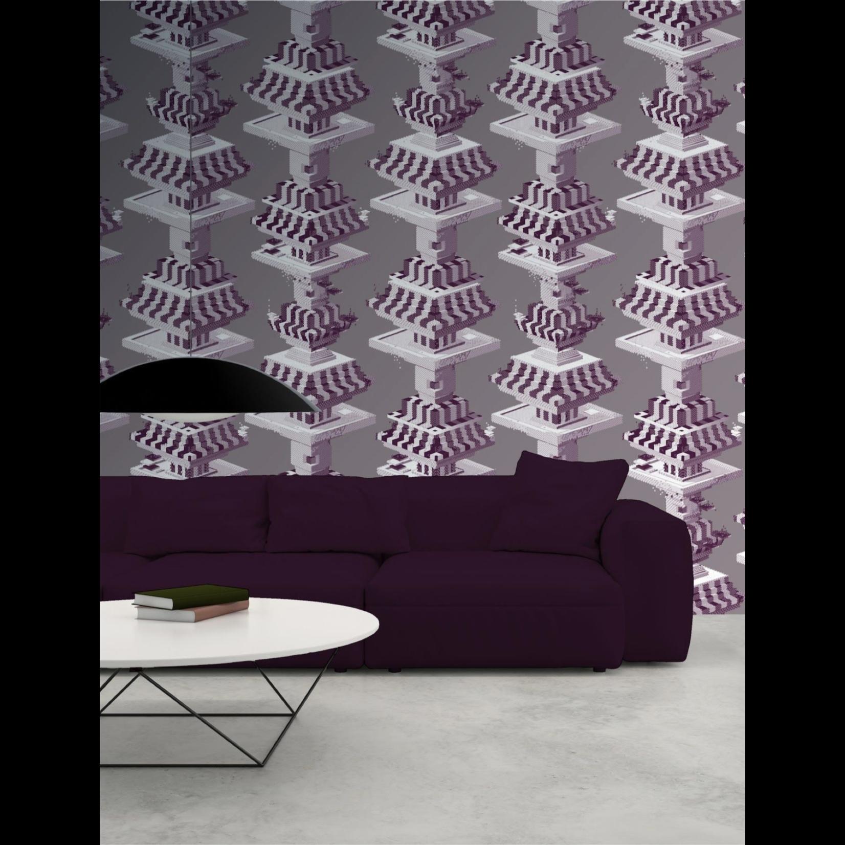 Kit Miles Black Lodge   Purple