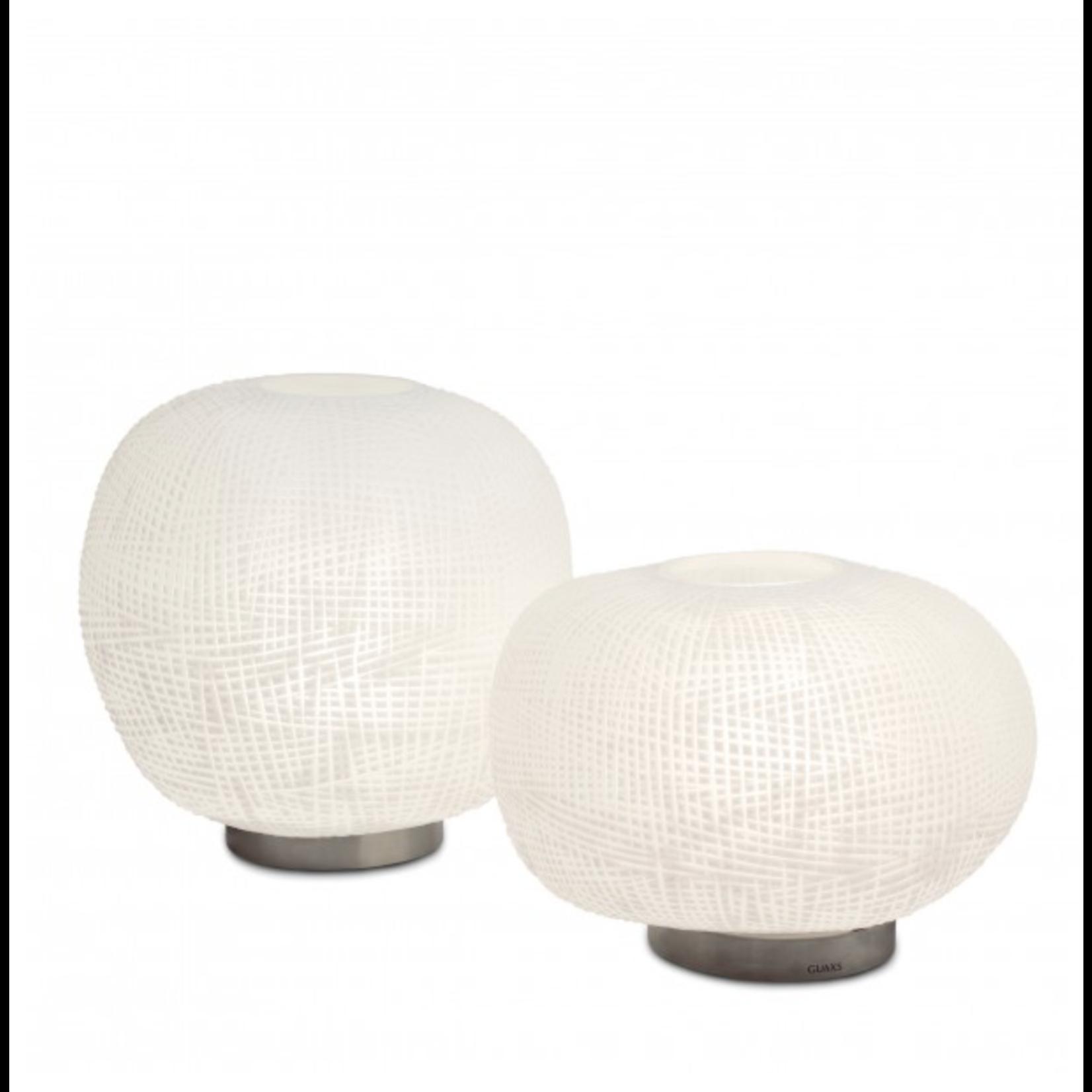 Guaxs Tafellamp Erbse 2   Clear / Opal