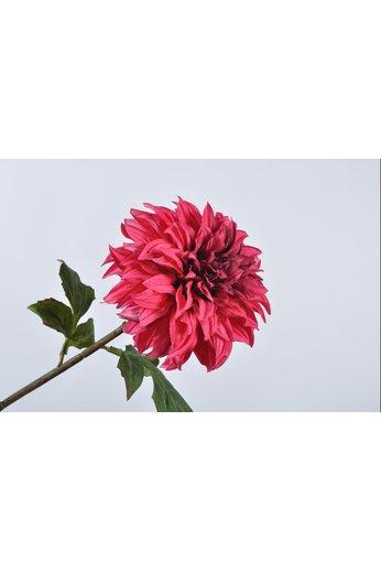 Silk-ka Dahlia acier beauté 69 cm