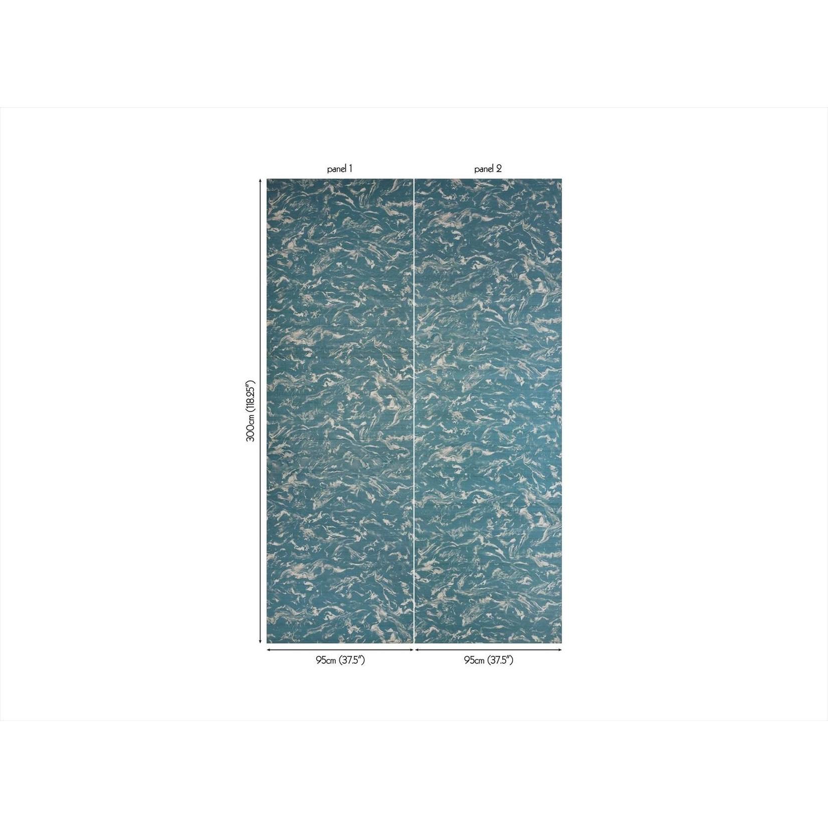 Zinc Maurier | Cerulean