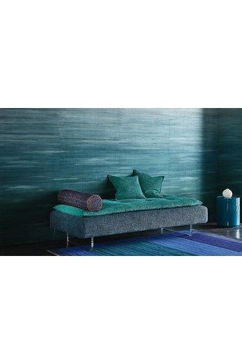 Zinc Cazenove Wallcoverings | Farentino Wallcovering Cerulean