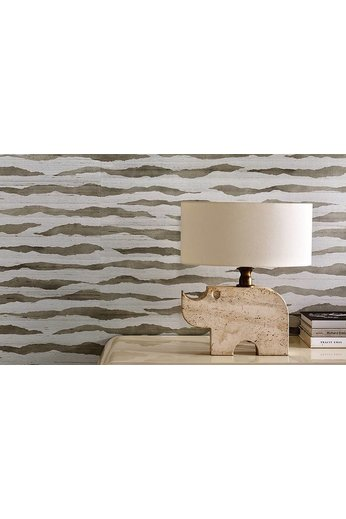 Zinc Cazenove Wallcoverings | Abercrombie Wallcovering Buff