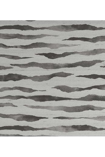 Zinc Revêtements muraux Cazenove | Abercrombie Wallcovering Tungsten