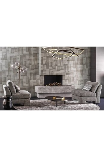 Zinc Cazenove Wallcoverings | Colby Wallcovering Linen