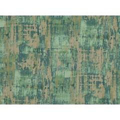 Zinc Renzo Wallcoverings | Anta Wallcovering Emerald