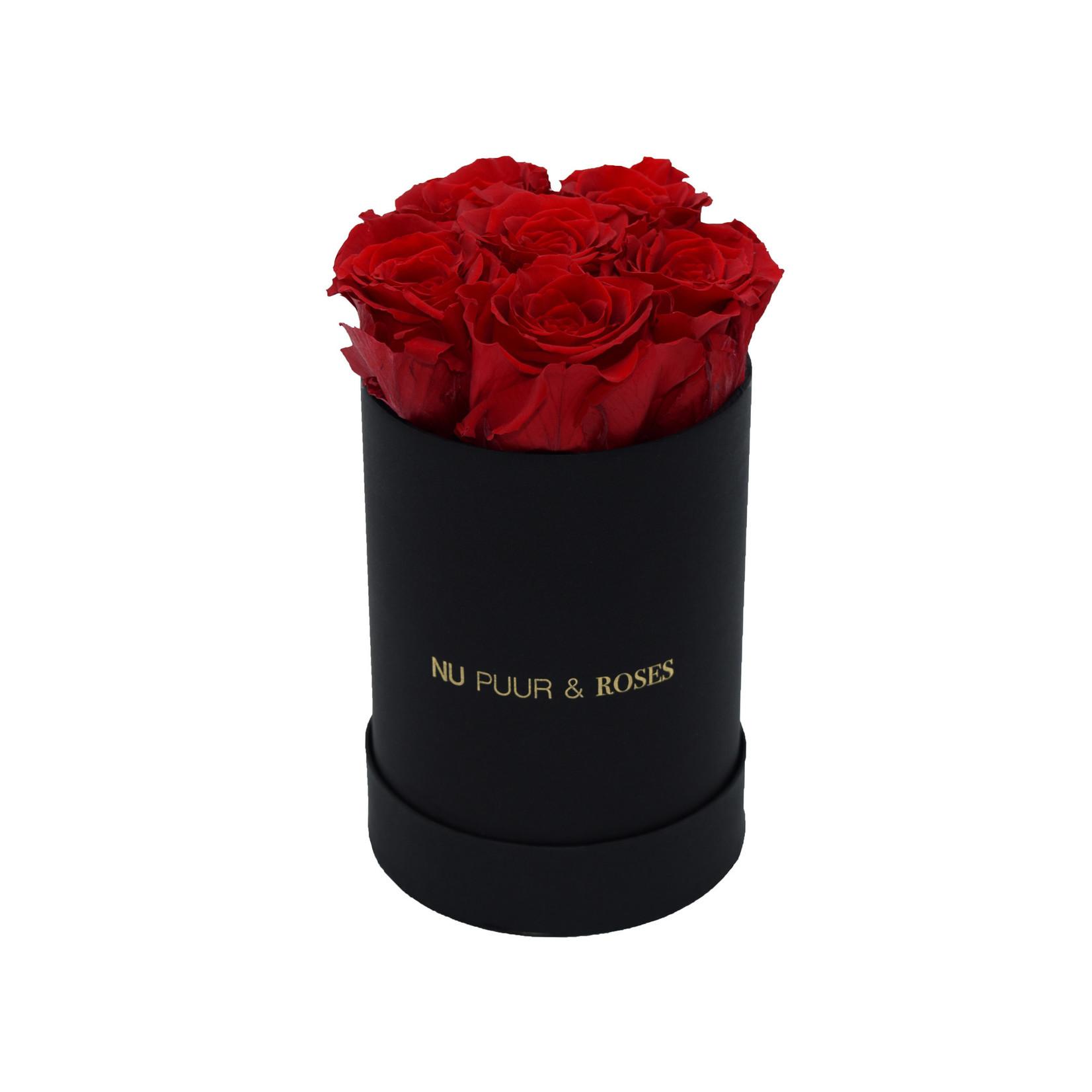 Mini - Red Endless Roses - Black Box