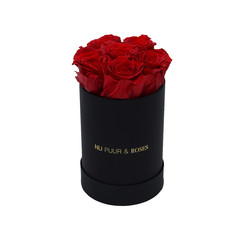 Mini - Red Endless Roses - Black Box