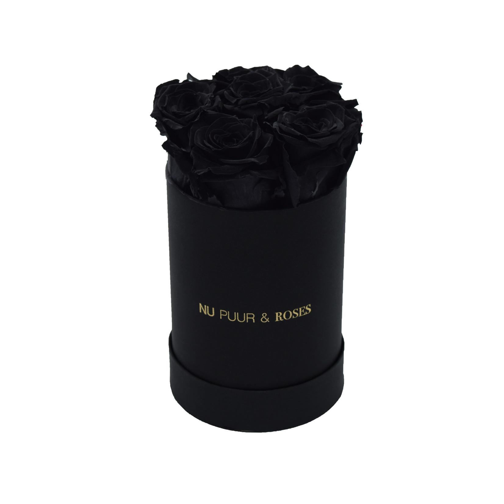 Mini - Roses Éternel Noir - Boîte Noire