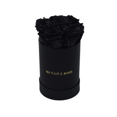 Mini - Black Endless Roses - Black Box