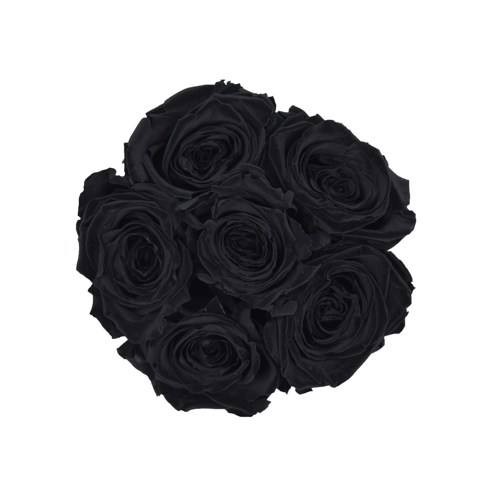 Mini - Black Endless Roses - Black Box