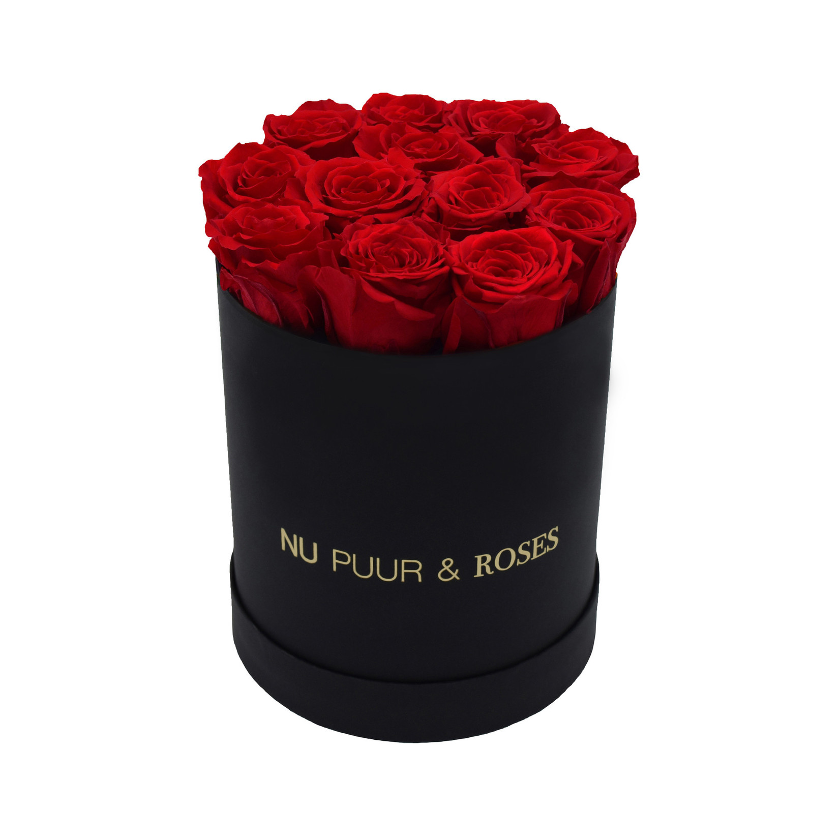 Small - Roses Éternel Rouge - Boîte Noire