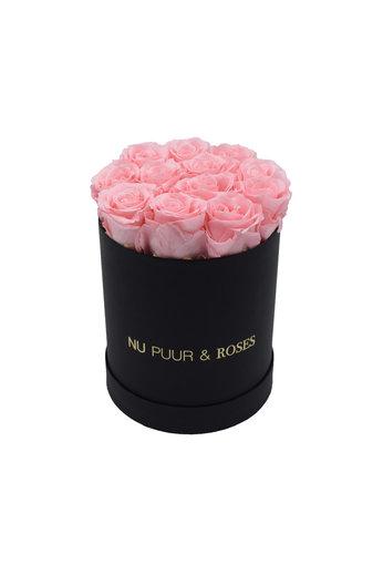 Small - Roses Éternel Rose - Boîte Noire