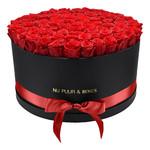 Maxi - Roses Éternel Rouge - Boîte Noire