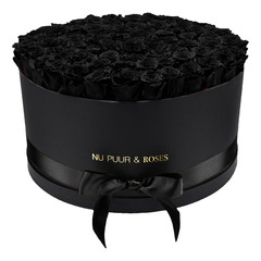 Maxi - Black Endless Roses - Black Box
