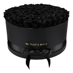Maxi - Roses Éternel Noir - Boîte Noire