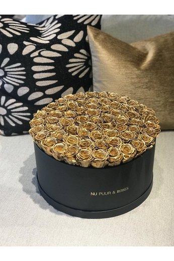 Maxi - Roses Sans Fin Or - Boîte Noire