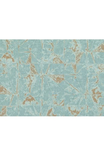 Villa Nova Renzo Wallcoverings | Venezia Teal