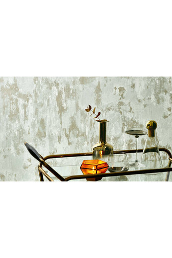 Zinc Renzo Wallcoverings | Intona Dew