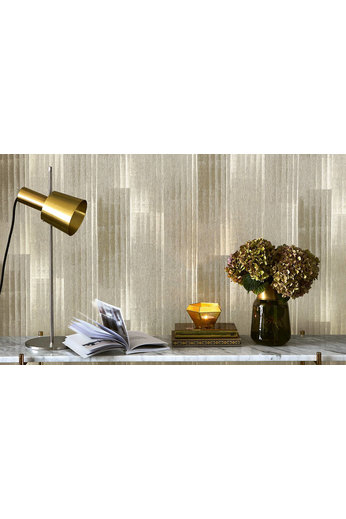 Zinc Renzo Wallcoverings | Doric Luster