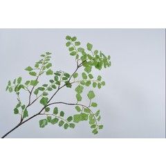 Silk-ka Leaf branch green 98 cm